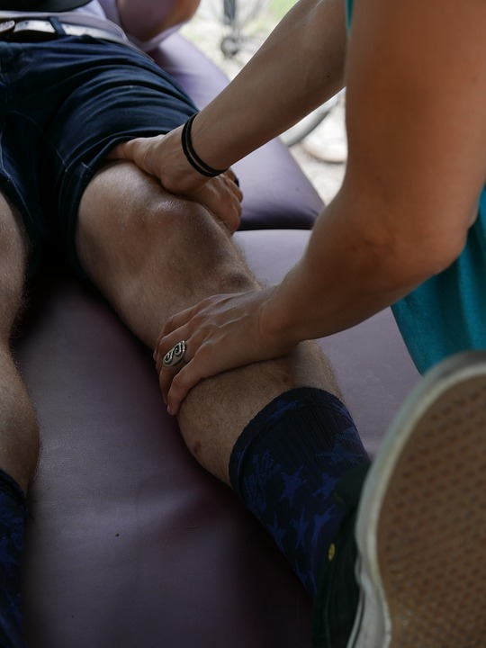 Massage für Sportler