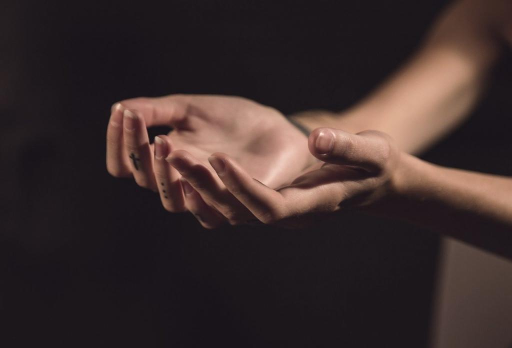 Zauber der Handmassage